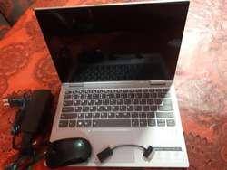 Vendo Hermosa Notebook Lenovo Yoga 730
