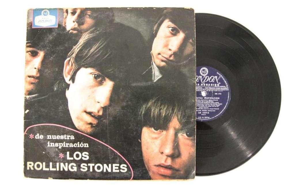 Vinilo Los Rolling Stones de Nuestratra inspiracion
