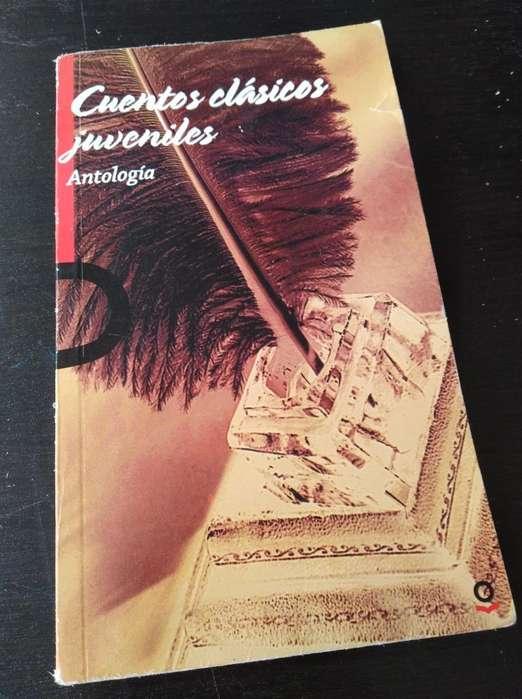 Libro - Cuentos Clásicos Juveniles