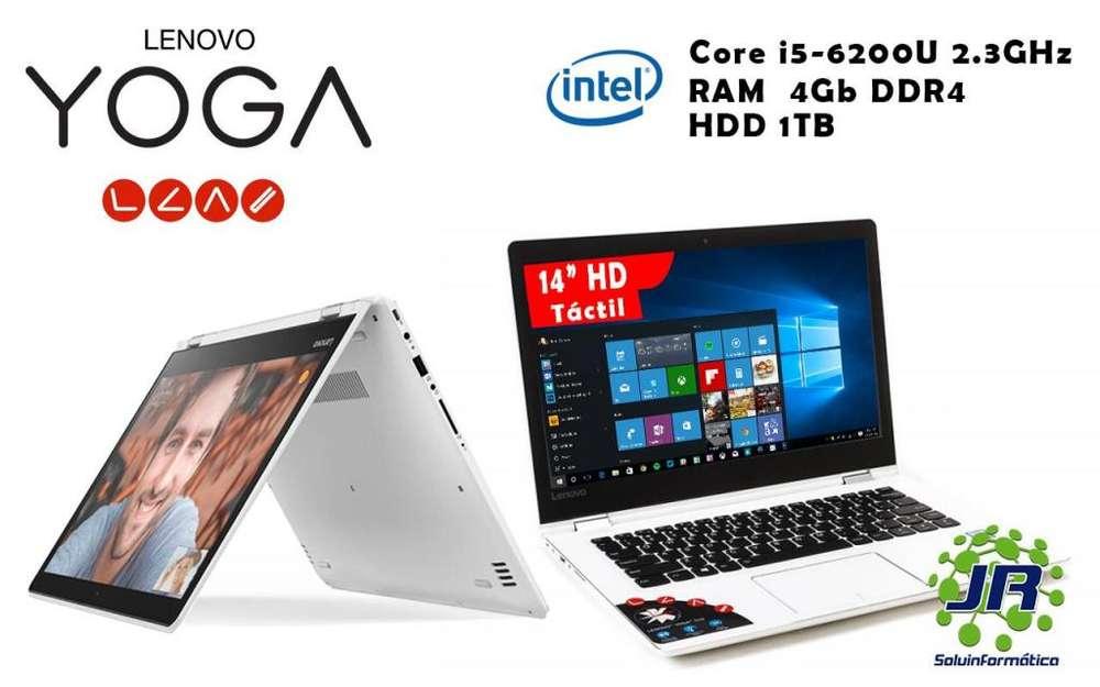 Lenovo yoga 510(Táctil) core i5/ HDD 1tb