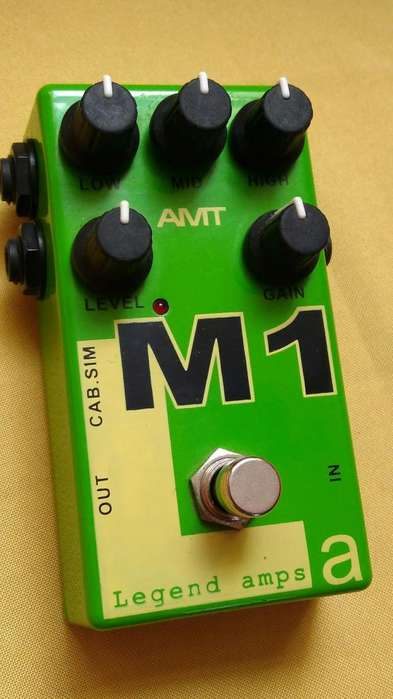 AMT Electronics Legend Amps Series M1 (Made in Rusia)