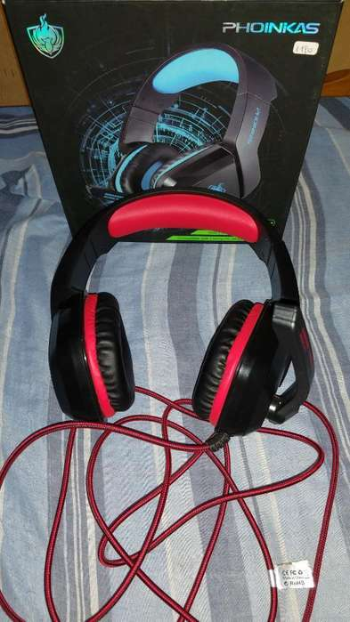 Auriculares Gamer Ps4/ps3/pc