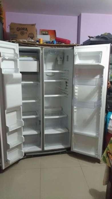 Refrigeradora General Electric