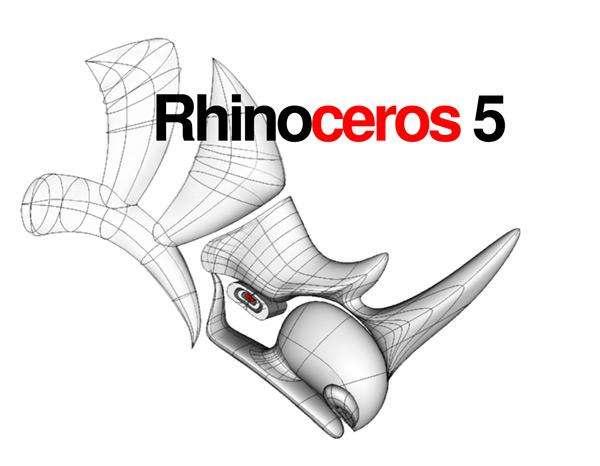 Rhinoceros 5 Editor 3D profesional CHAVEZ COMPUTACION