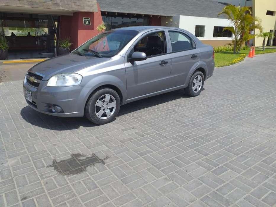 Chevrolet Aveo 2011 - 210000 km
