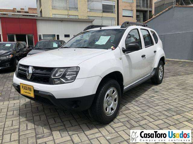 Renault Duster 2017 - 57429 km