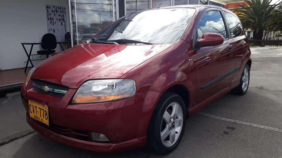 Chevrolet Aveo 2008 - 106000 km