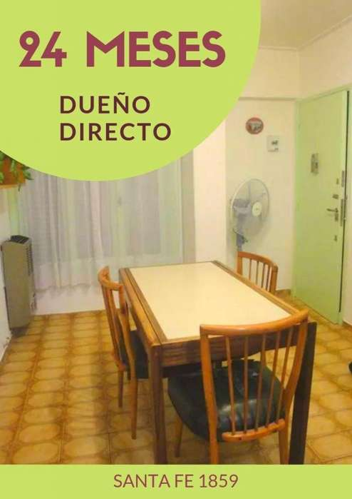 Dueño Directo - 24 Meses - Zona Centro
