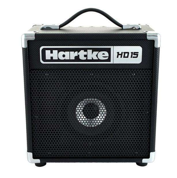 Amplificador De Bajo Hartke Hd15 Combo De 15w