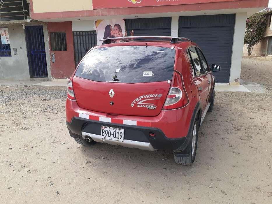 Renault Sandero Stepway 2012 - 130000 km