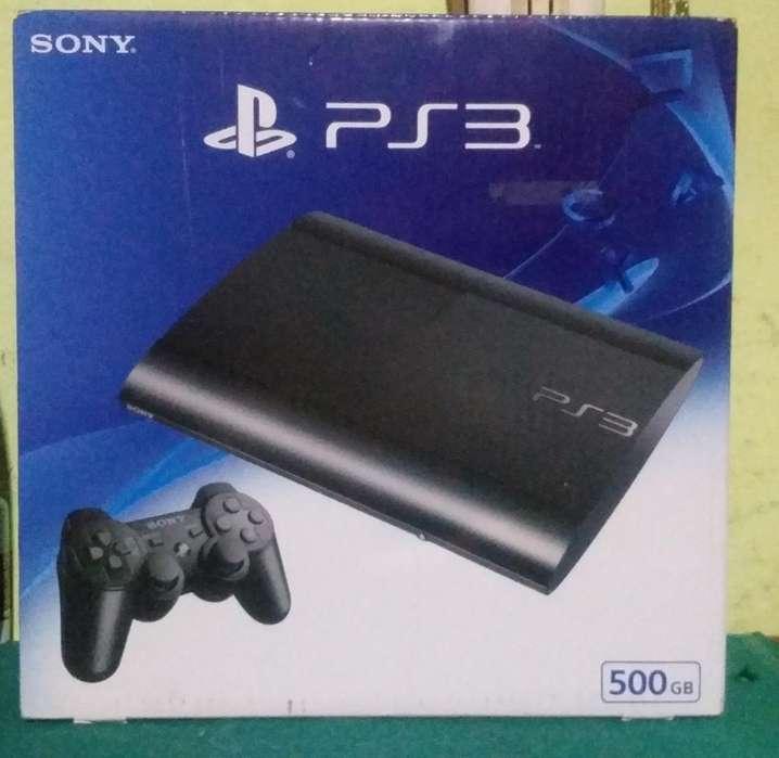 Consola Ps3 Nueva