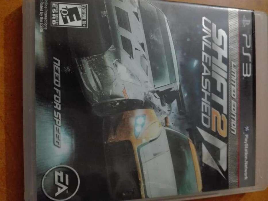 VideoJuego para PS3 Físico