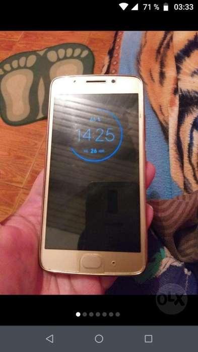 Moto G5. Impecable. Libre