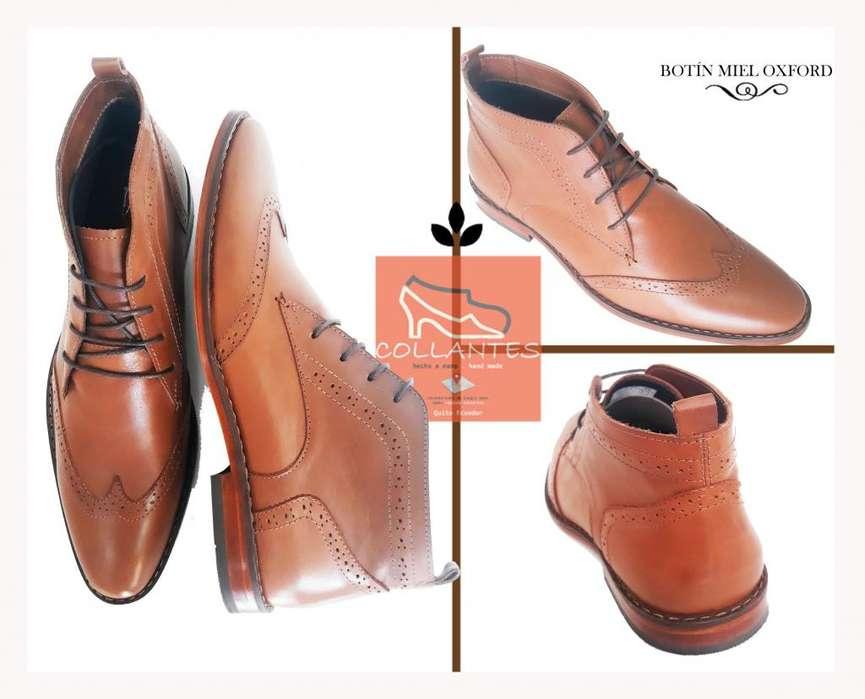 Zapato Botín Hombre