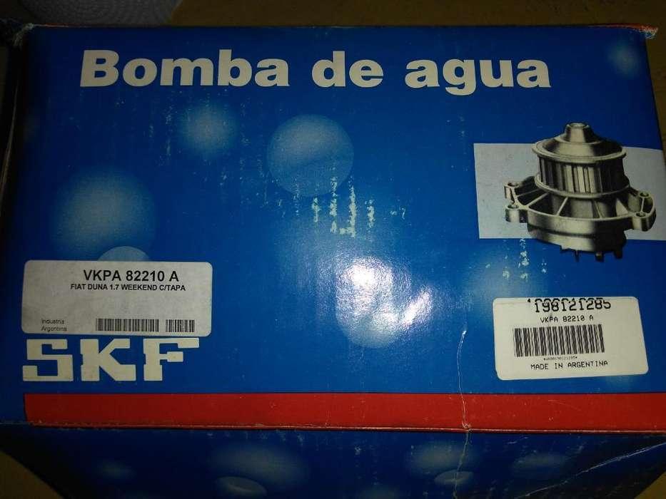 Bomba de Agua <strong>fiat</strong> Duna 1.7