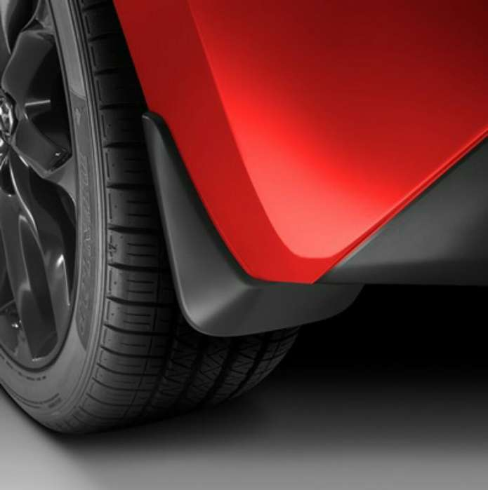 Mazda 3 Salpicaderas O Aleta Guardafango