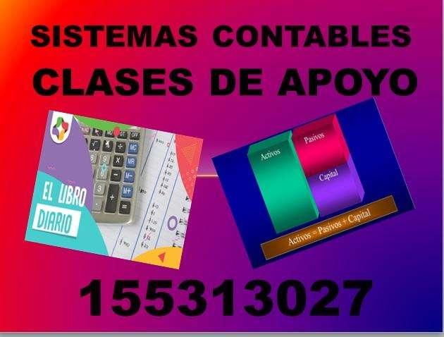 Clases Particulares Sistemas Contables / Contabilidad