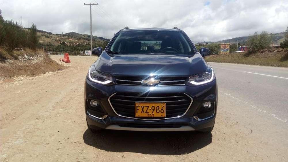 Chevrolet Tracker 2019 - 3450 km