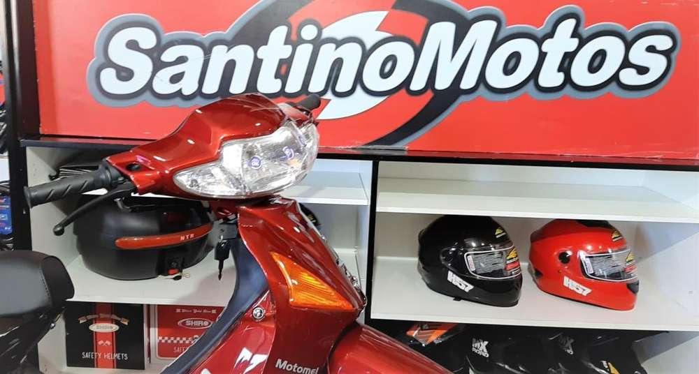 <strong>moto</strong>MEL DLX 110cc DE LUXE NEW 0Km