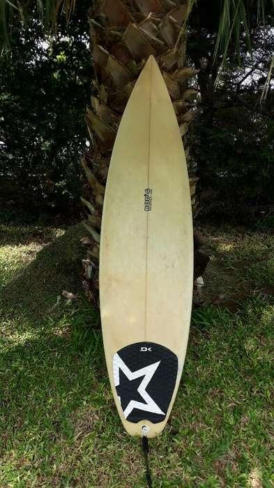Vendo Tabla de Surf 6.0