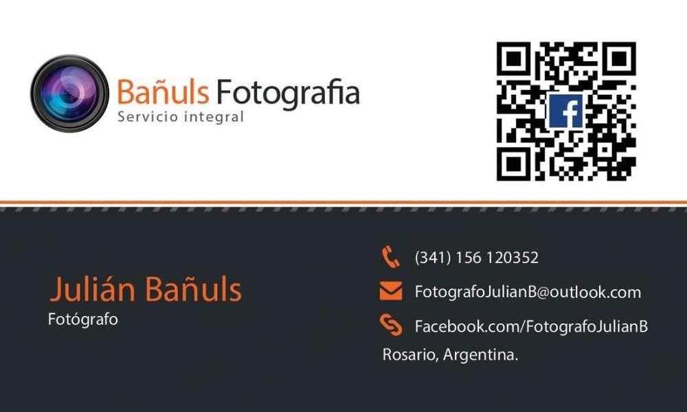 Bañuls Fotografía Servicio integral