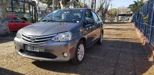 Toyota Etios 2014 - 68000 km