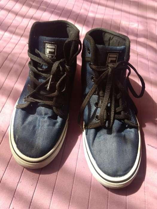 Zapatillas Nike Adidas Fila