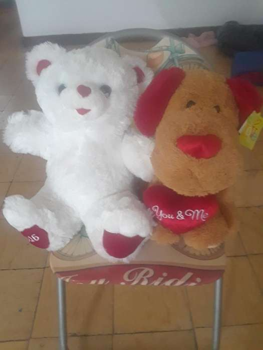 Lindos Peluches Ambos 50mil