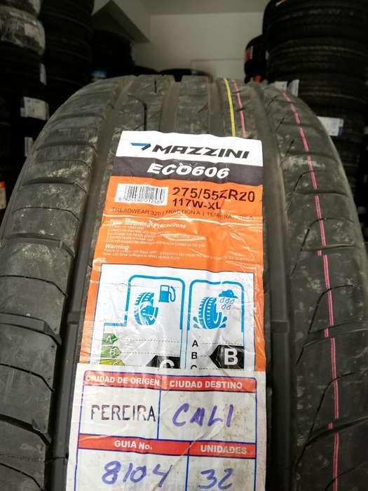 Llanta 275 55 r20 Mazzini