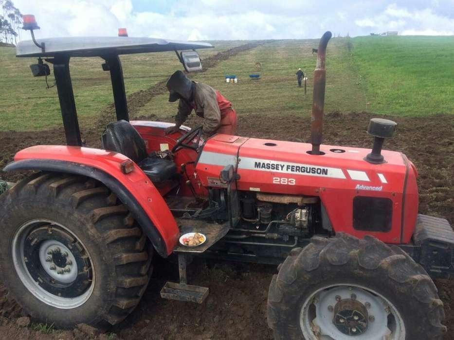 Se Vende Tractor en Buenas Condiciones