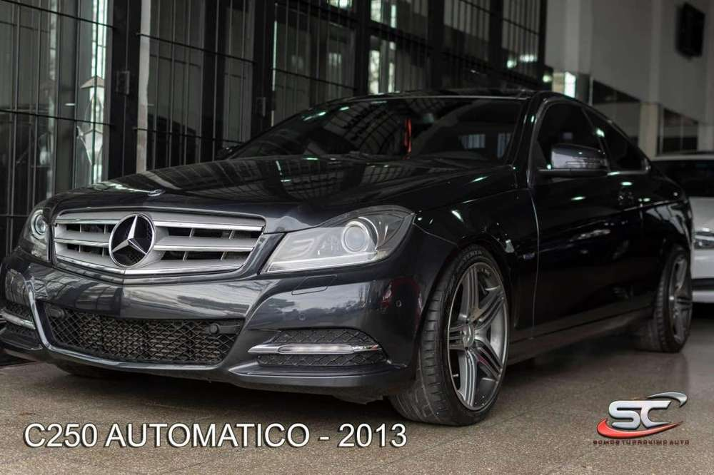 Mercedes-Benz 250 2013 - 130000 km