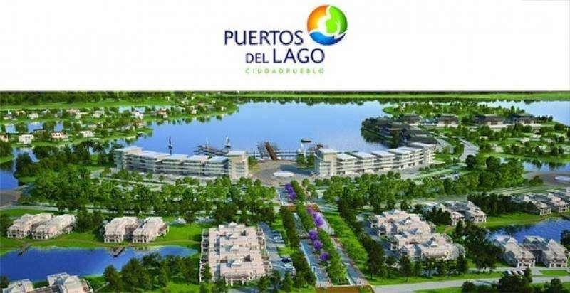 Lote de 1174 m2 en venta, Puertos del Lago, Escobar