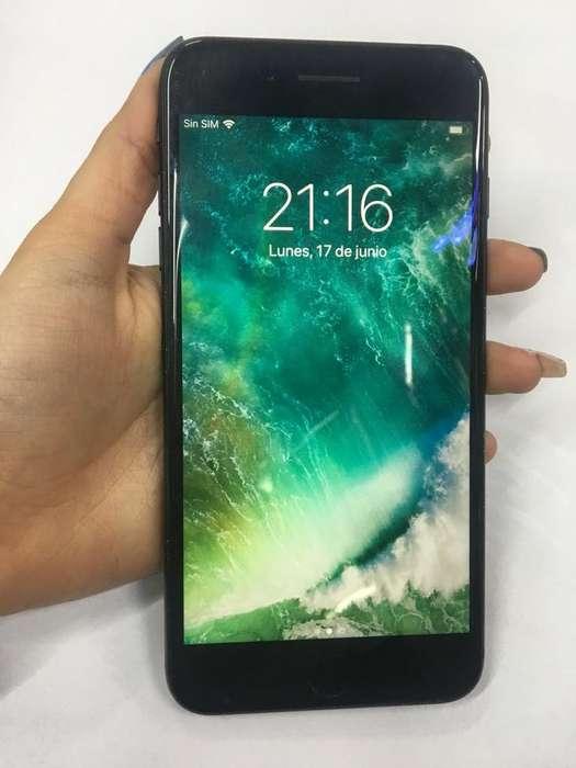 iPhone 7 Plus 256Gb Libre de Icloud