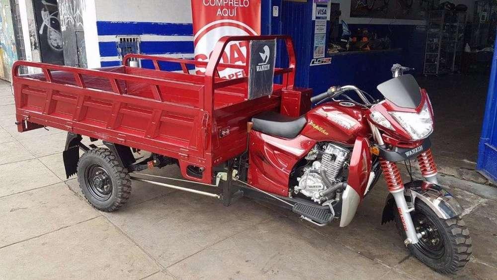 Moto Carga Wanxin wx200 ZH-7 - S/6500