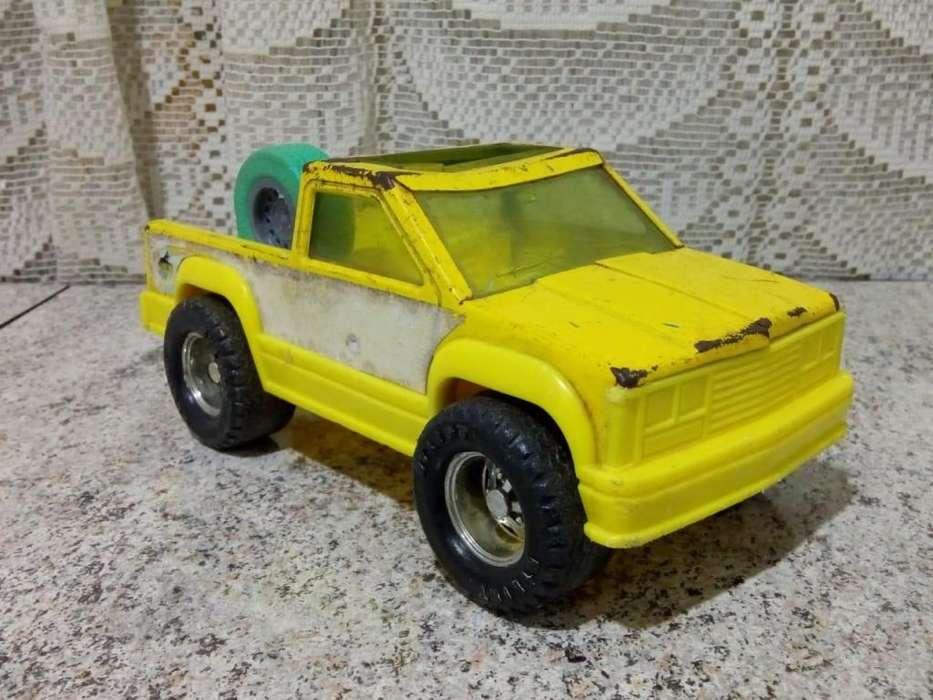 Camioneta de nylint corporation rockford il 61104 china de colección!!! Vintage chapa y plástico duro