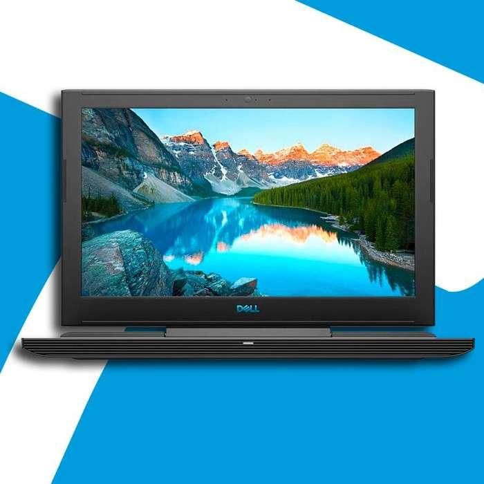 Acp - Gaming Dell G7 I7 8va 16gb 256 Ssd 1tb Gtx 1060 6gb