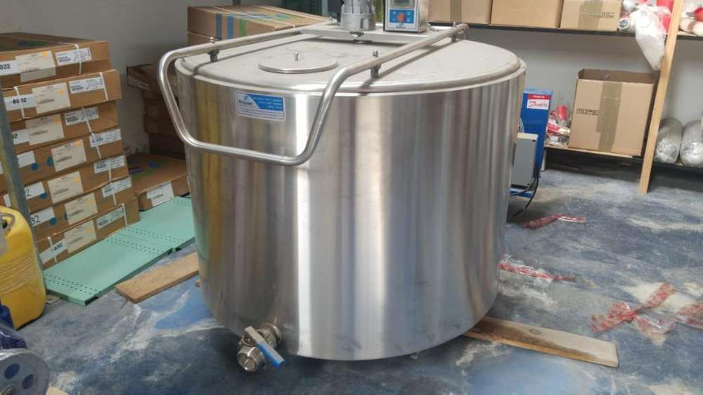 Tanque Enfriamiento Leche Milkplan 500lt