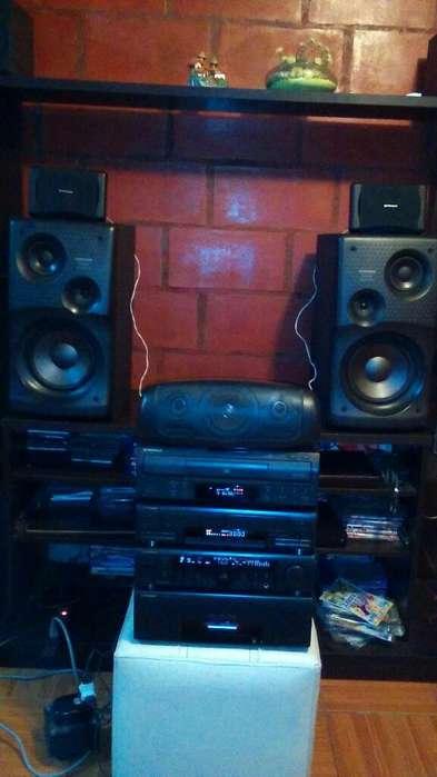 Sistema de Audio Pioner