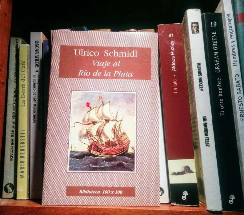Ulrico Schmidl - Viaje Al Río de La Plata