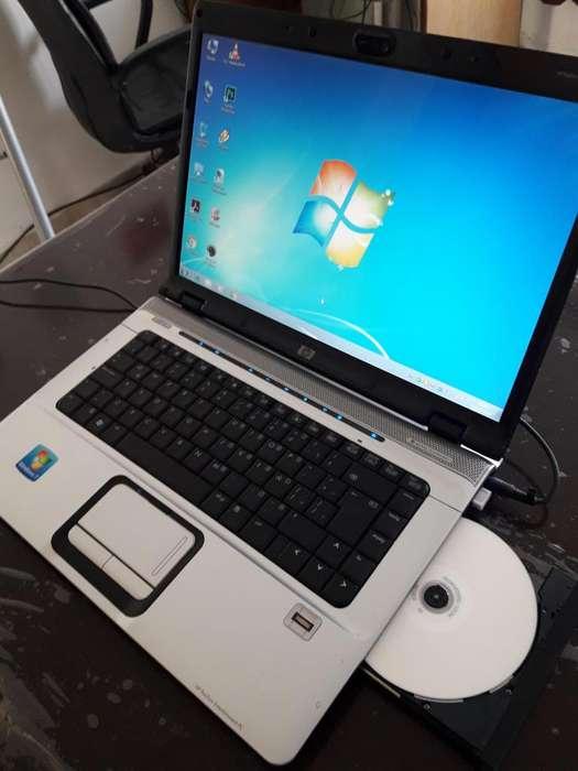 NOTEBOOK HP DV6700 INTEL CON CONTROL REMOTO ESTA COMO NUEVA 03 MESES DE GARANTIA