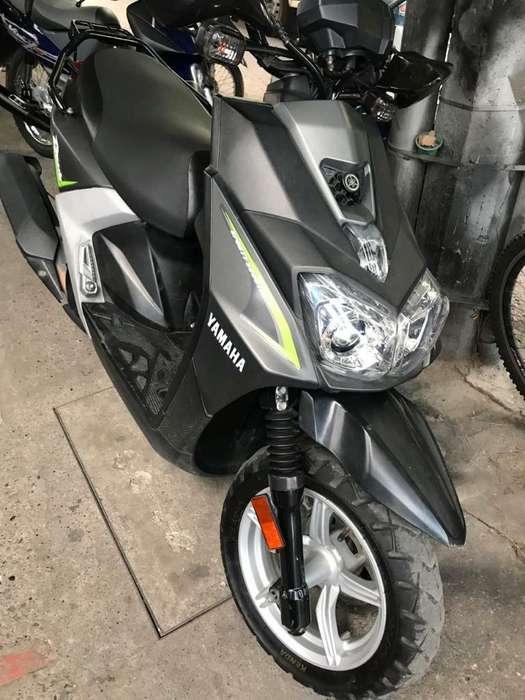 Yamaha Bws Fi 2017 Intacto