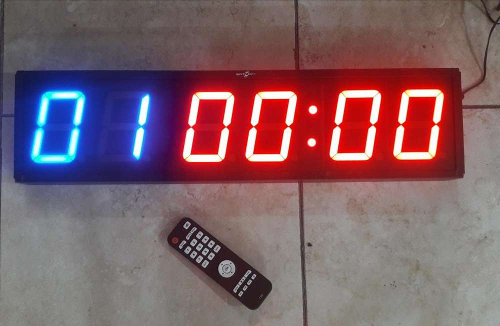Cronometro Temporizador - Crossfit