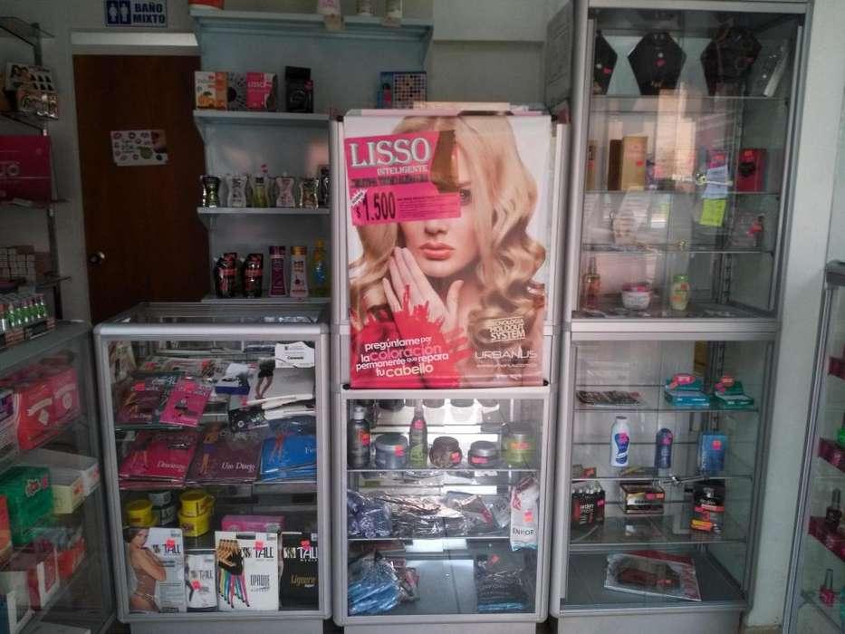 Venta distribuidora de productos de belleza