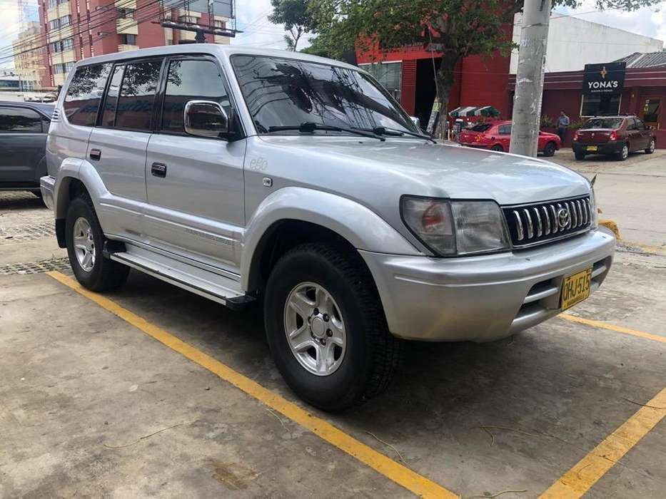 Toyota Prado 2007 - 202000 km