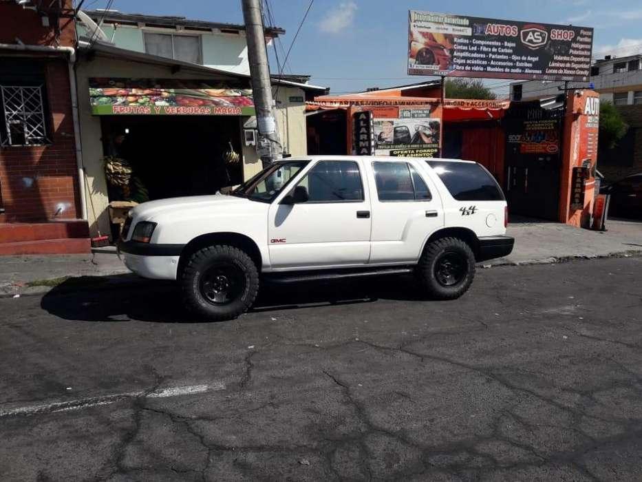 Chevrolet Blazer 2002 - 200000 km