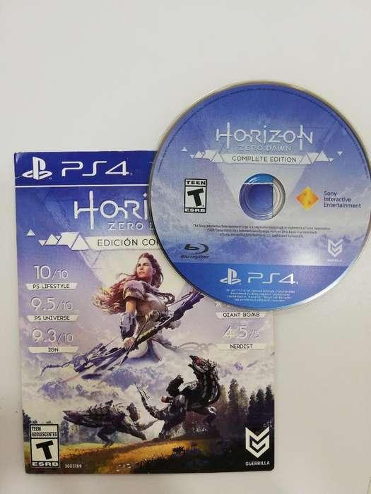 Horizont Edición Completa