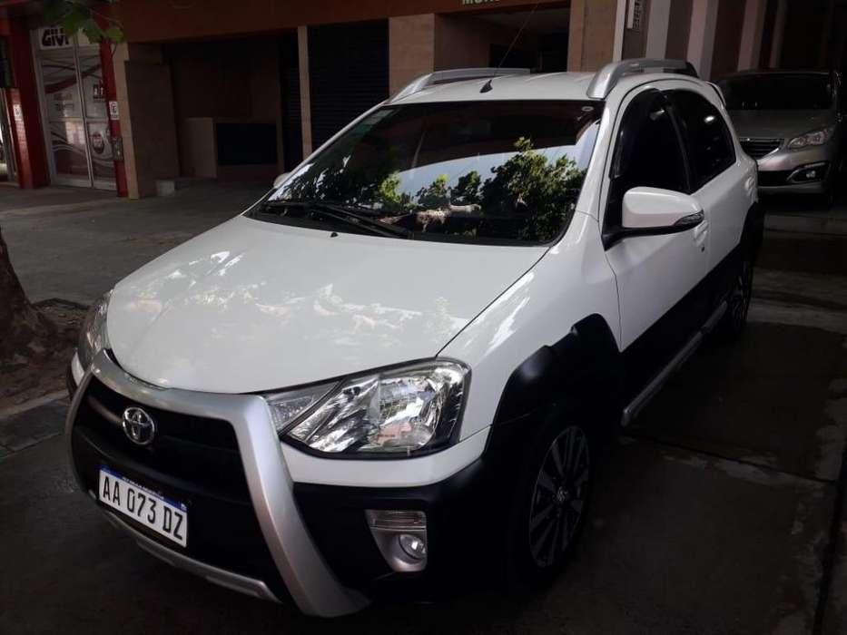 Toyota Etios 2016 - 45000 km