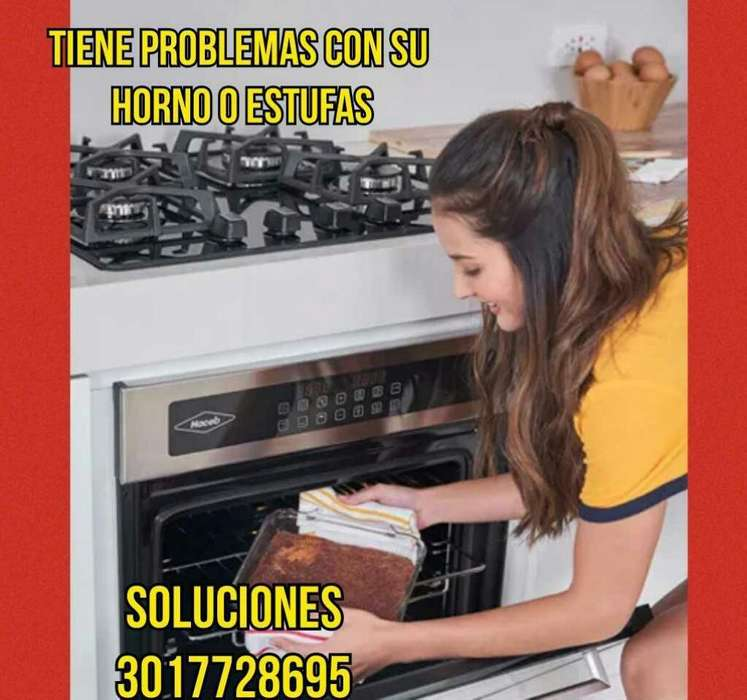 Reparaciones de Estufas en Santa Marta