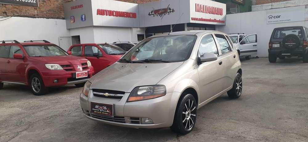 Chevrolet Aveo 2011 - 145300 km