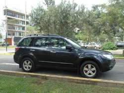 Subaru Forester 2009 Mecánica Impecable